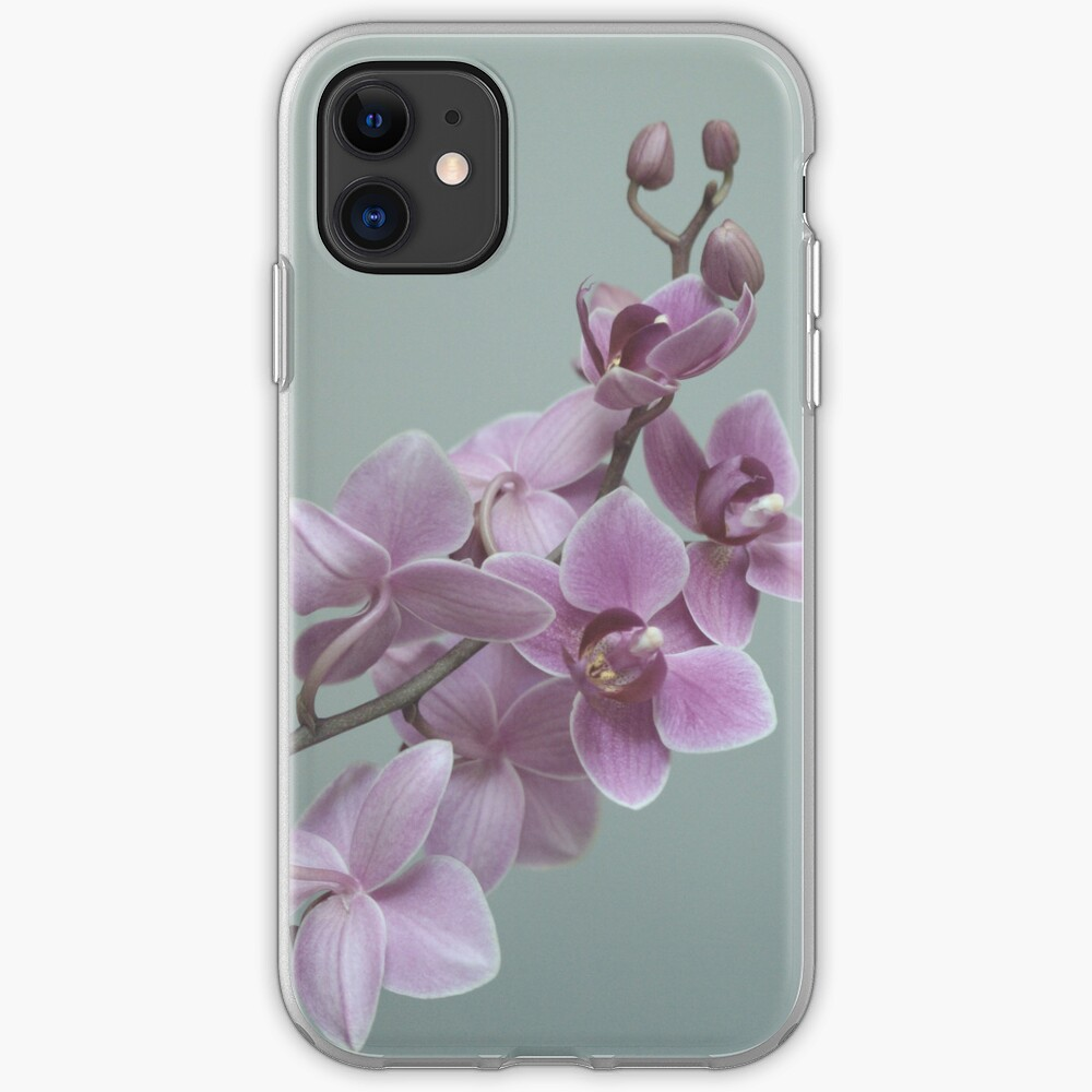 Orchid  composition iPhone Case & Cover