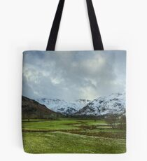 The Heart Of The Lake District Tote Bag