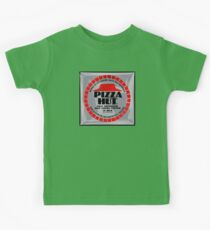 NOW IS THE FUTURE - Pizza 2015 Kids Tee