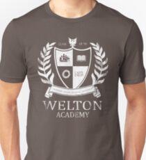 Dead Poet's Society - Welton Academy Unisex T-Shirt