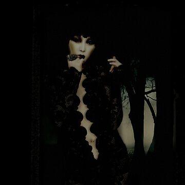 Dark Narsha by mustachii