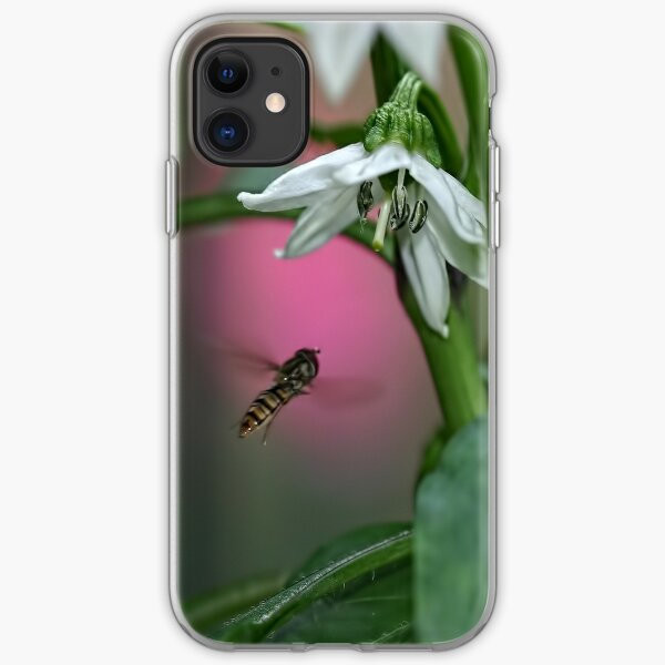 Bee Happy iPhone/iPod Case Cover iPhone Soft Case