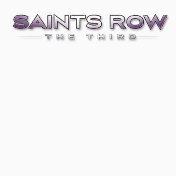 Saints Row The Third - Logo by Kalashnikov3395