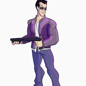 Saints Row The Third - Everyone Wants To Be Johnny Gat by Kalashnikov3395