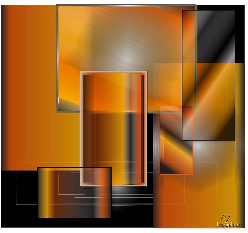 Orange 2 by IrisGelbart