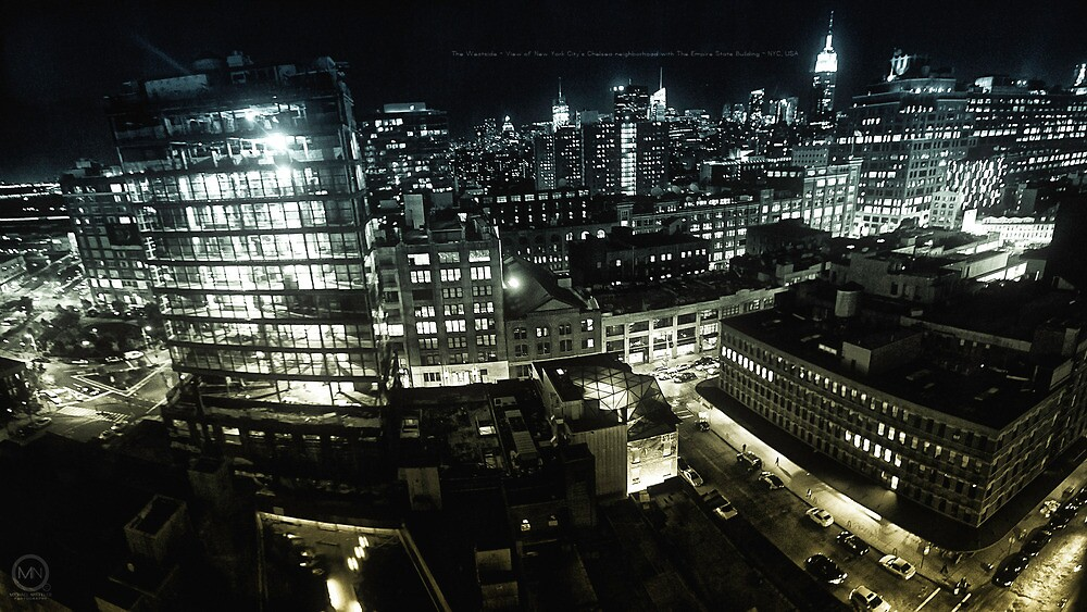 The Westside - Manhattan, NYC by mikenyff