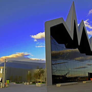 Riverside Museum Glasgow by CraMation