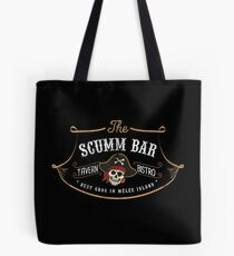 The Scumm Bar Tote Bag