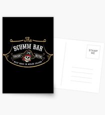 The Scumm Bar Postcards