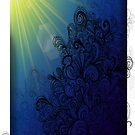 Blooming light by BlueOptik