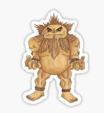 Legend of Zelda Sages - Darunia, Sage of Fire Sticker