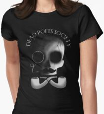 Dead Poets Society Women's Fitted T-Shirt