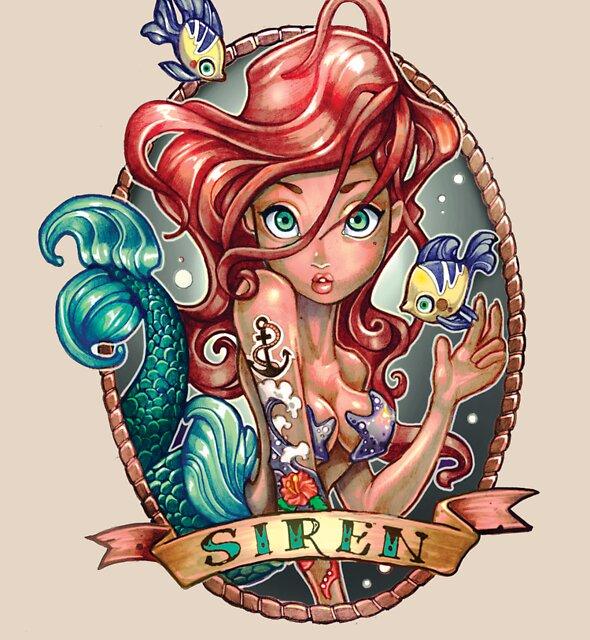 SIREN by Tim  Shumate