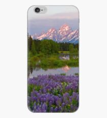 Lupine Explosion iPhone4 case (for resale) iPhone Case