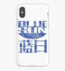 Blue Sun Corporation Logo (Firefly/Serenity, Large) iPhone Case