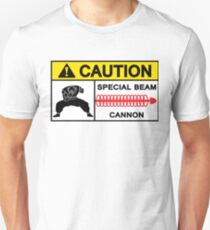 CAUTION - SPECIAL BEAM CANNON T-Shirt