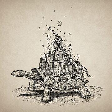 Tortoise Town by BrandonDover