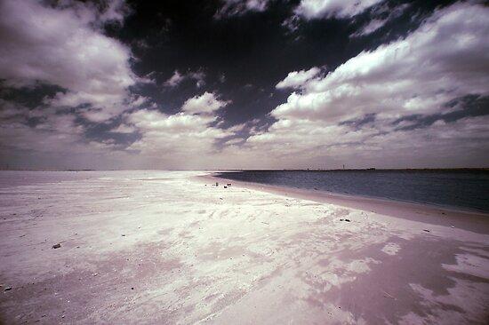 Beach by Yvonne Emerson