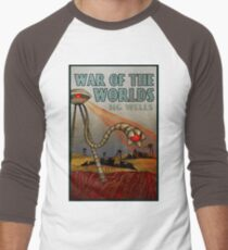 War of the Worlds Baseball ¾ Sleeve T-Shirt
