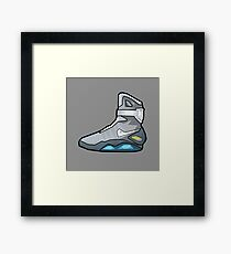 NOW IS THE FUTURE - Nik3 Mag 2015 Framed Print
