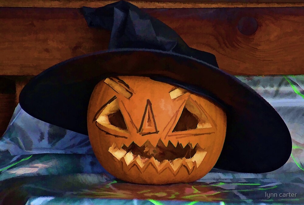 Halloween by lynn carter