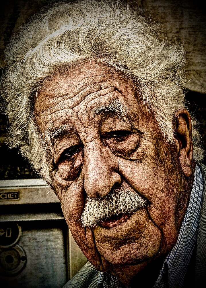 Barcelona Man by morgan earl