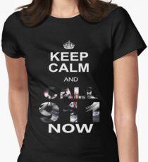 SKRILLEX! NOW! Women's Fitted T-Shirt