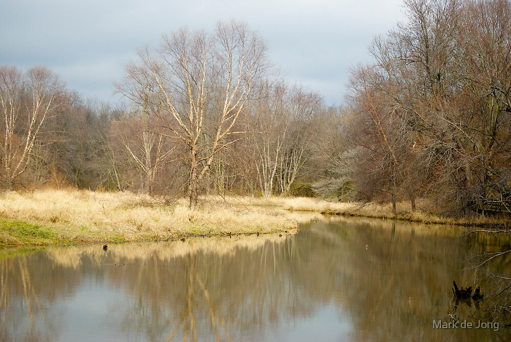 killbuck creek by Mark de Jong