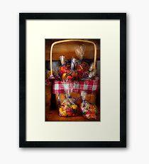 Food - Candy - Gummy bears for sale Framed Print