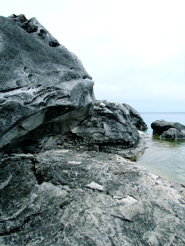 Colder Boulders by Jessica Bradford