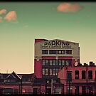 parking clouds by apsjphotography
