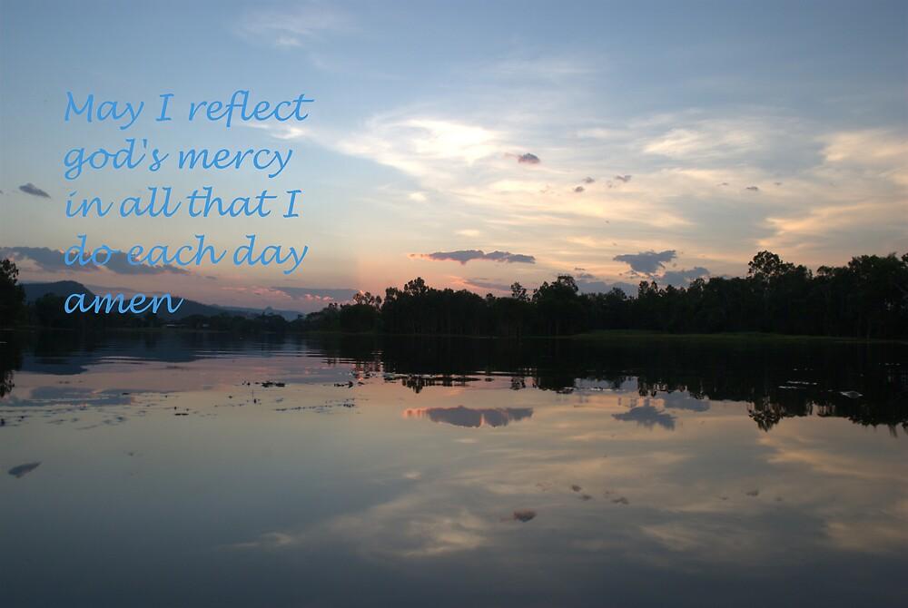 May i reflect by tonysphotospot