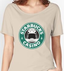 STARBUCK'S Women's Relaxed Fit T-Shirt