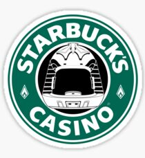 STARBUCK'S Sticker