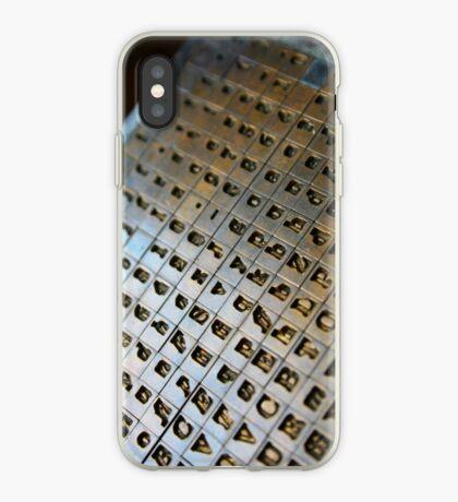 Type - iPhone Case iPhone Case
