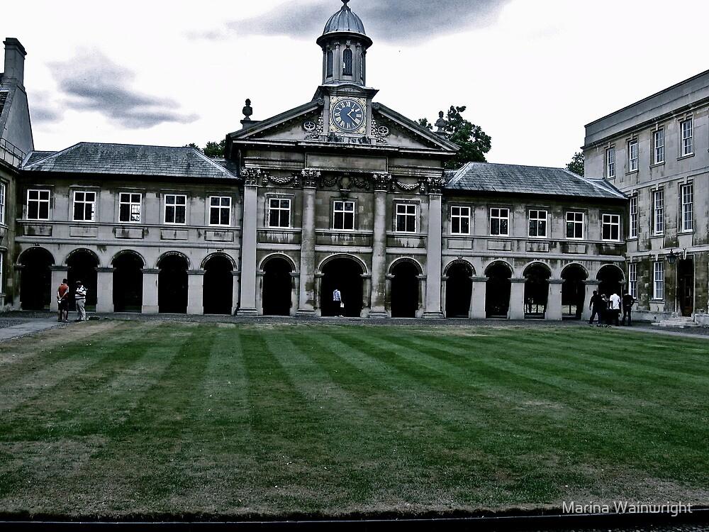 University of Cambridge by Marina Wainwright