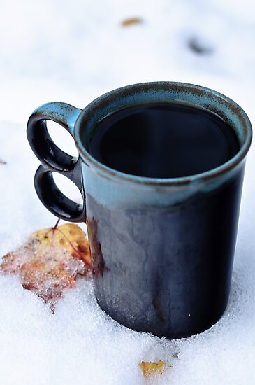 Winter Coffee  by Gservo