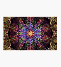 Split Crop Supernova Photographic Print