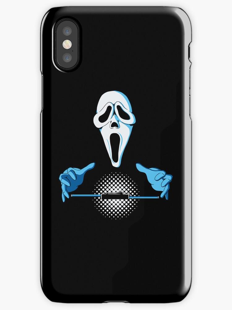 Scream You Will by monochromefrog