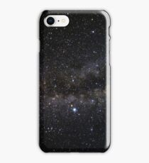 space and the universe (possibly aliens) iPhone Case/Skin