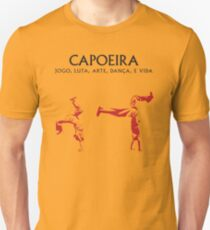 Capoeira: Game, Fight, Art, Dance & Life T-Shirt