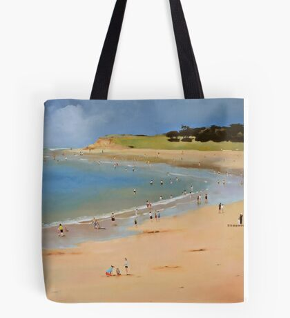 Torquay Front Beach Tote Bag