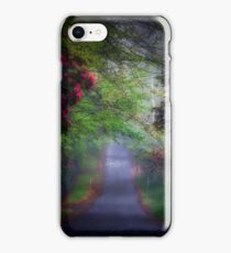 Through The Looking Glass - Mount Wilson NSW - The HDR Experience iPhone Case/Skin