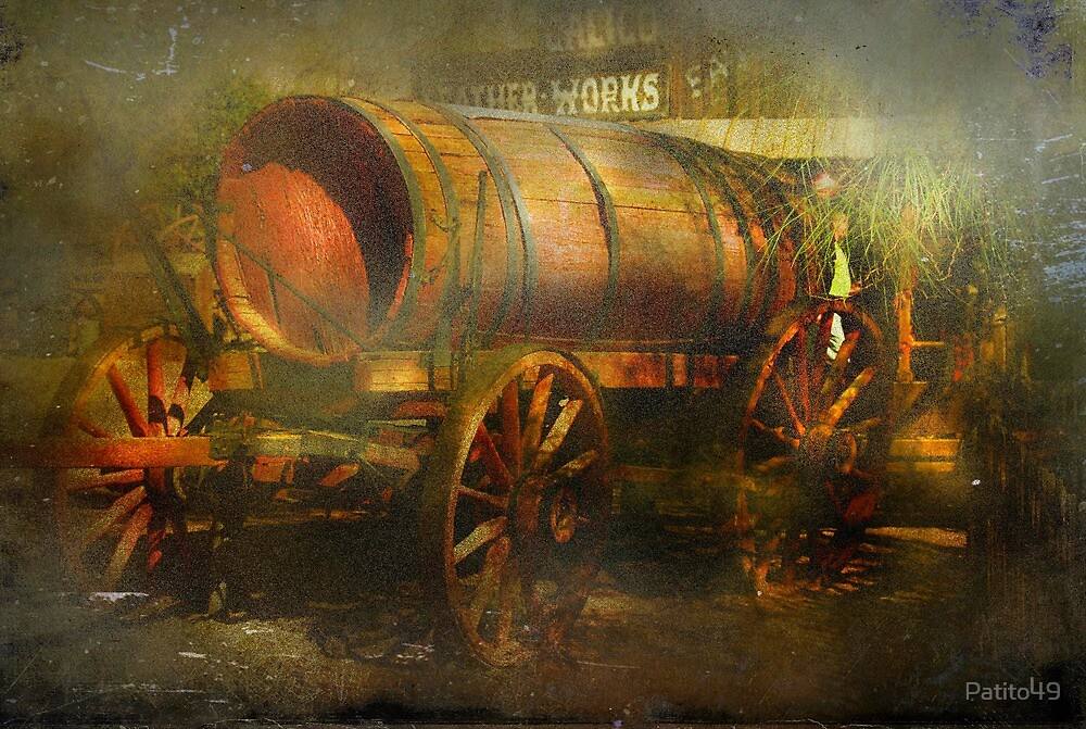 The Water Wagon by Patito49