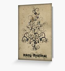 Christmas 2011 - Card Greeting Card