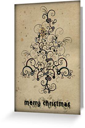 Christmas 2011 - Card by Sybille Sterk