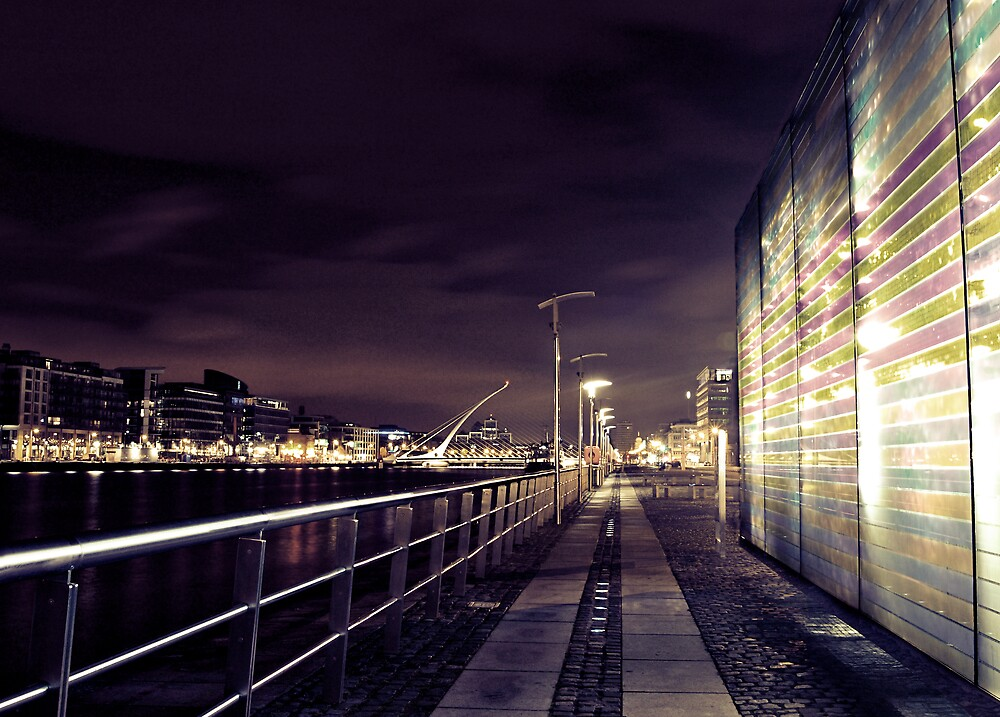 Along the Quays by Patrick Horgan
