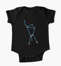 Orion Constellation One Piece - Short Sleeve