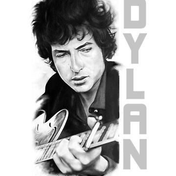 Bob Dylan by ryan1815