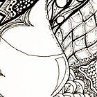 ATC Bauble doodle by KalonaCreations